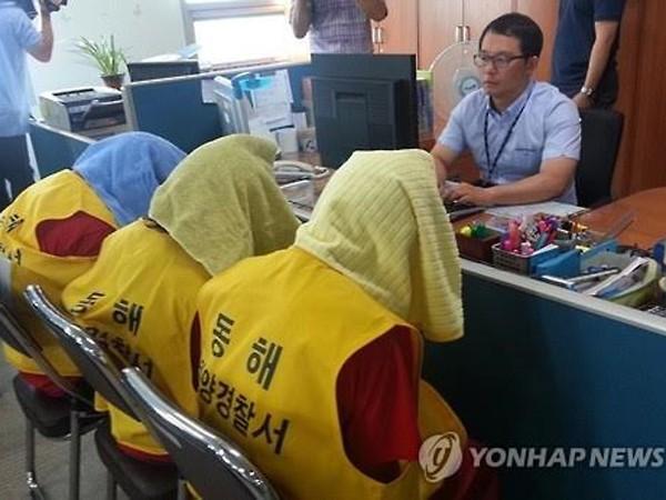 Hàn Quốc xét xử các đối tượng sát hại thuyền viên Việt Nam ảnh 1