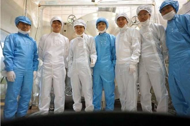 Vệ tinh MicroDragon của Việt Nam sẽ lên quỹ đạo vào năm 2018 ảnh 3