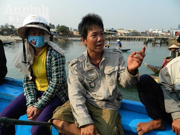 Ngư dân Quảng Nam kể lại vụ tàu Trung Quốc cướp phá tàu cá ảnh 5