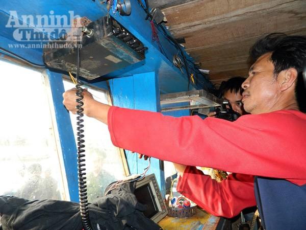 Ngư dân Quảng Nam kể lại vụ tàu Trung Quốc cướp phá tàu cá ảnh 3