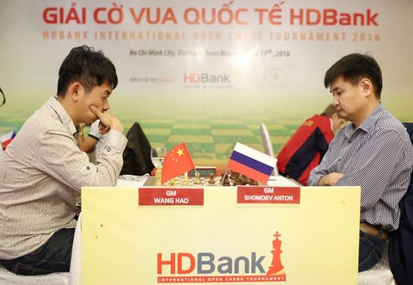 Ngày thi đấu thứ 2 giải Cờ vua Quốc tế HDBank: Đẳng cấp lên tiếng ảnh 1