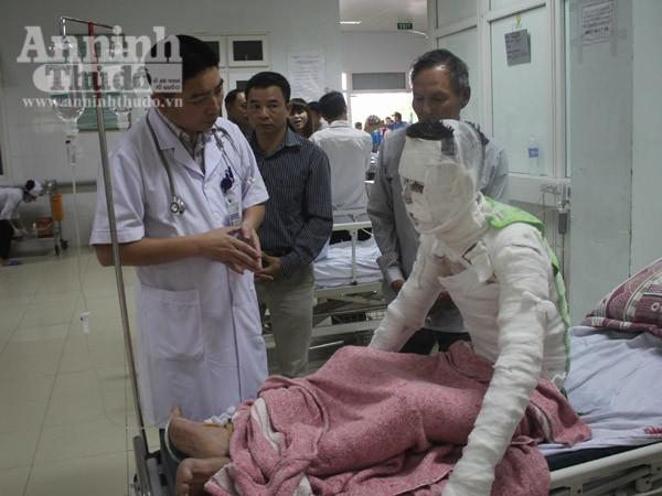 Vụ nổ nồi hơi ở Nghệ An: Công nhân sợ hãi không dám quay lại nhà máy để làm việc ảnh 3