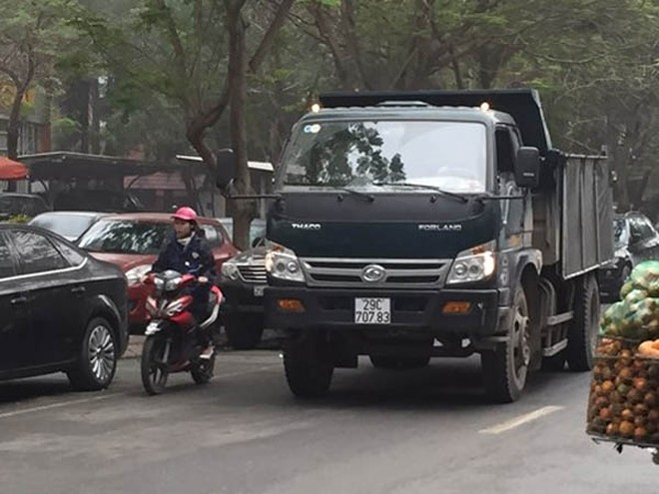 Xử lý nghiêm vi phạm giao thông qua hình ảnh người dân cung cấp ảnh 1