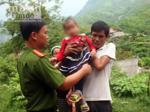 Hành trình giải cứu bé gái bị bán sang Trung Quốc với giá 70 triệu đồng ảnh 1