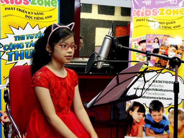 Lồng tiếng Anh cho phim hoạt hình Việt - hoạt động bổ ích, thú vị cho trẻ dịp hè