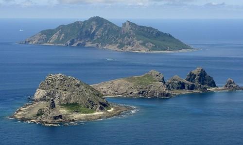 Nhật Bản và Trung Quốc đều có tuyên bố chủ quyền với quần đảo Senkaku/Điếu Ngư. (Ảnh: Japan Times)