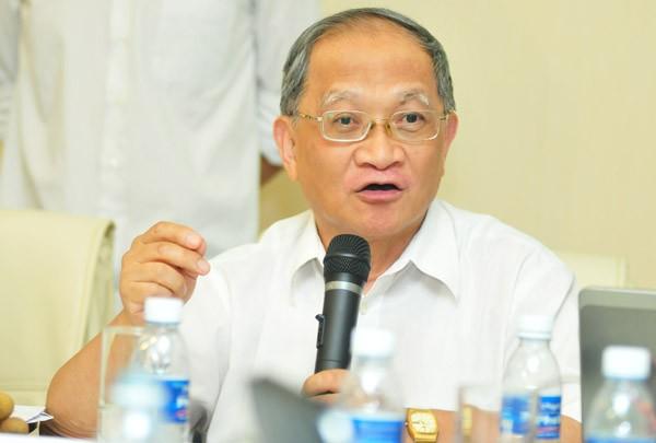 TS Lê Đăng Doanh - nguyên Viện trưởng Viện Quản lý kinh tế Trung ương