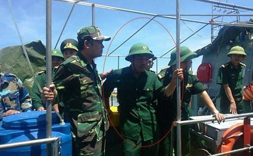 Phi công Nguyễn Hữu Cường trở về an toàn, sức khỏe ổn định