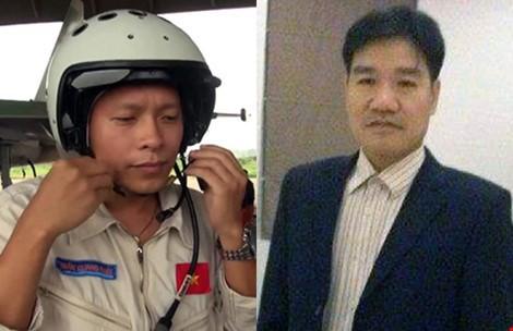 Thượng tá Trần Quang Khải và Thiếu tá Nguyễn Hữu Cường