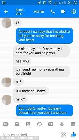 """Kẻ lừa đảo phát khóc khi gặp phải """"cao nhân"""" trên Facebook ảnh 6"""