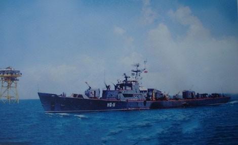 Tàu tuần tiễu săn ngầm HQ-11