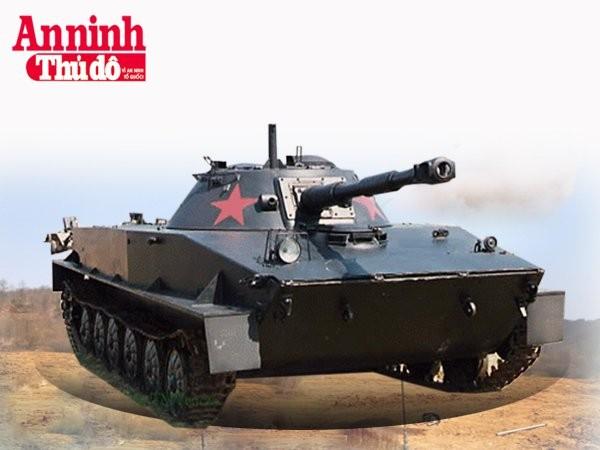 """[Infographic] PT-76 - """"Kình ngư"""" một thời làm quân thù khiếp đảm"""