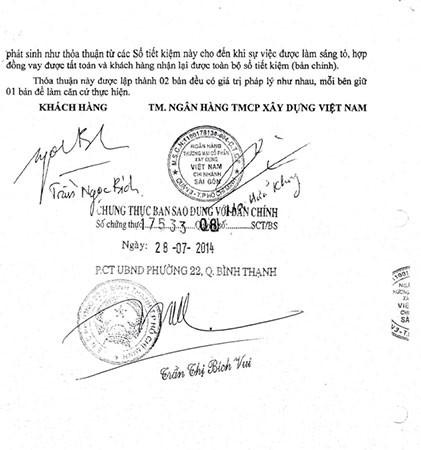 """Vụ đại án 9.000 tỷ: Tự ý chuyển tiền của người gửi tiền và """"tạo chứng cứ"""" ảnh 2"""