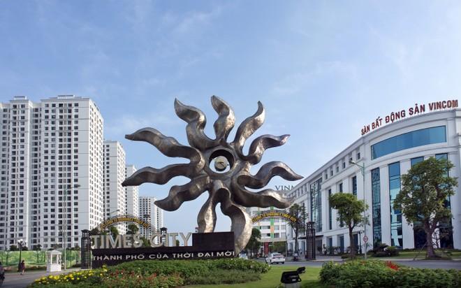 Vinhomes Times City (Hà Nội) – Thành phố của thời đại mới