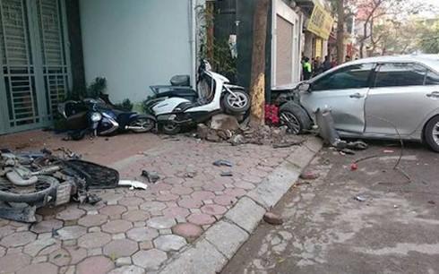 Không chú ý quan sát và chủ quan, tài xế rất dễ gây tai nạn (Ảnh minh họa: Internet)