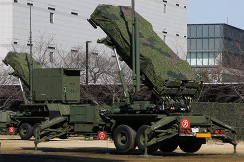 Tên lửa PAC-3 của Nhật Bản