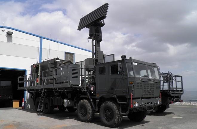 Ngạc nhiên khí tài Việt Nam chế tạo cho tên lửa phòng không SPYDER