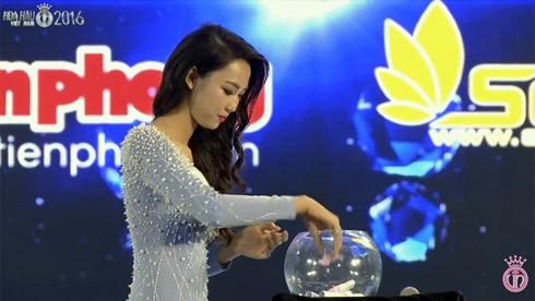 Đào Thị Hà - ứng viên sáng giá ngôi vị Hoa hậu Việt Nam trả lời ứng xử lạc đề ảnh 1