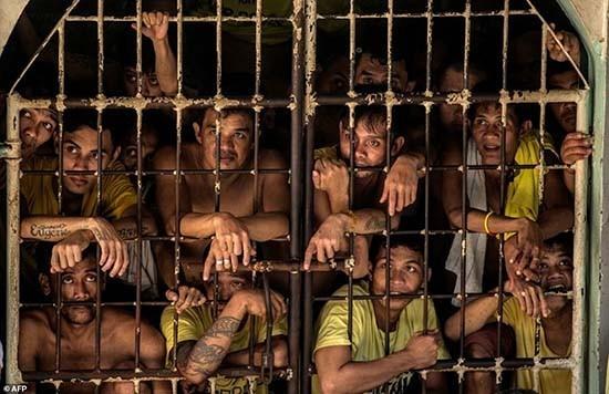 Một nhà tù ở Philippines