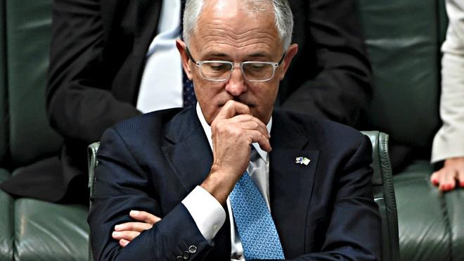 Thủ tướng Australia Malcolm Turnbull