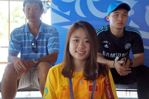 Những gương mặt khả ái tại Đại hội thể thao bãi biển Châu Á 2016 ảnh 1