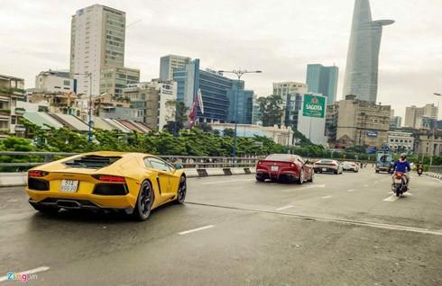 Cường Đô La dẫn đầu đoàn siêu xe tái khởi động Car Passion ảnh 10