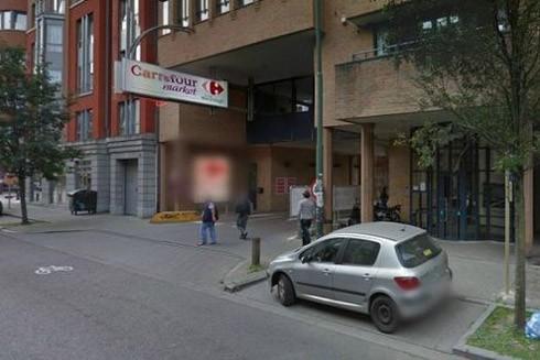 Siêu thị Carrefour, nơi xảy ra vụ bắt cóc con tin. (Nguồn: express.co.uk)