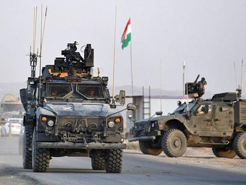 Iraq đã tiến hành chiến dịch quét sạch IS khỏi Mosul