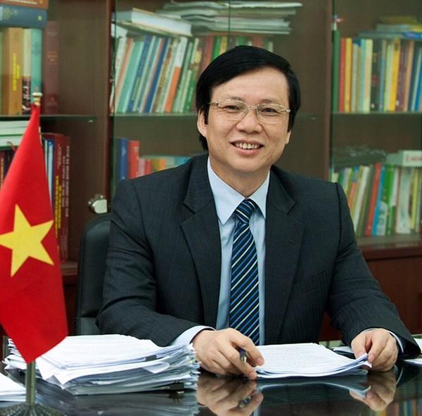 Nhà báo Hồ Quang Lợi, Phó Chủ tịch Thường trực Hội Nhà báo Việt Nam, Tổng Thư ký Liên đoàn các nhà báo ASEAN.