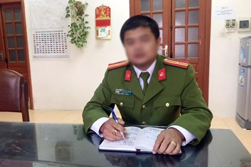 Thiếu tá Nguyễn Ngọc Dũng