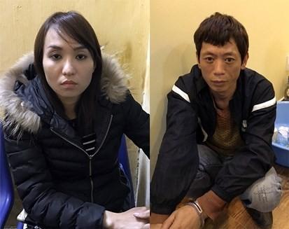 """Hai """"nhà sáng chế"""" ma túy tổng hợp Trang, Hưng"""