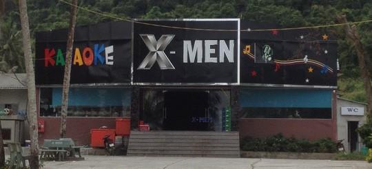 Quán X-Men ở KP1, thị trấn Dương Đông, huyện Phú Quốc
