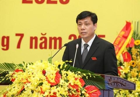 Thứ trưởng Bộ GTVT Nguyễn Ngọc Đông sẽ kiêm phụ trách HĐTV Tổng công ty Đường sắt Việt Nam