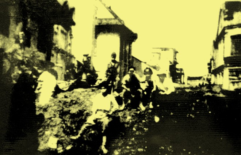 Chùm ảnh khó quên về Hà Nội mùa đông năm 1946 (3): Hà Nội hát khúc ca khải hoàn ảnh 6