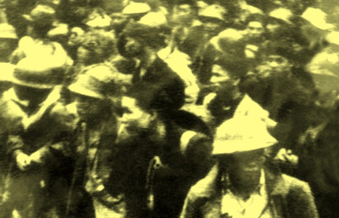 Chùm ảnh khó quên về Hà Nội mùa đông năm 1946 (3): Hà Nội hát khúc ca khải hoàn ảnh 11