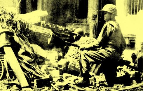 Chùm ảnh khó quên về Hà Nội mùa đông năm 1946 (3): Hà Nội hát khúc ca khải hoàn ảnh 8