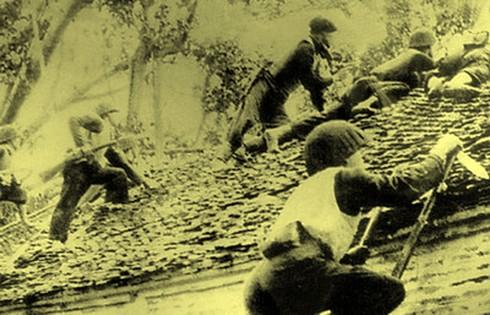 Chùm ảnh khó quên về Hà Nội mùa đông năm 1946 (3): Hà Nội hát khúc ca khải hoàn ảnh 4