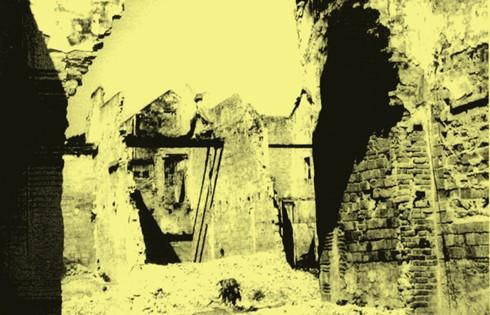 Chùm ảnh khó quên về Hà Nội mùa đông 1946 (4): Phố phường Hà Nội những năm kháng chiến ảnh 2