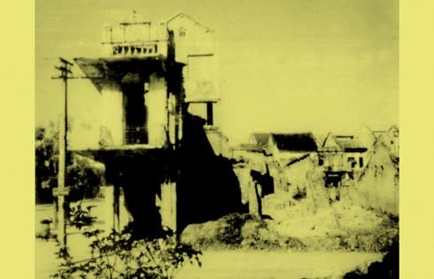 Chùm ảnh khó quên về Hà Nội mùa đông 1946 (4): Phố phường Hà Nội những năm kháng chiến ảnh 6