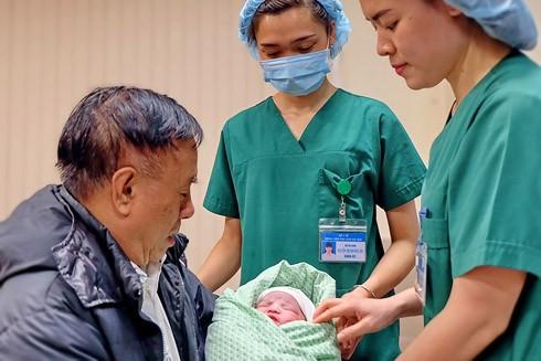 Nhật ký 72 giờ đầu tiên của em bé sơ sinh thế hệ 2016 ảnh 7