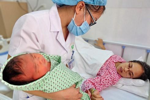 Nhật ký 72 giờ đầu tiên của em bé sơ sinh thế hệ 2016 ảnh 8