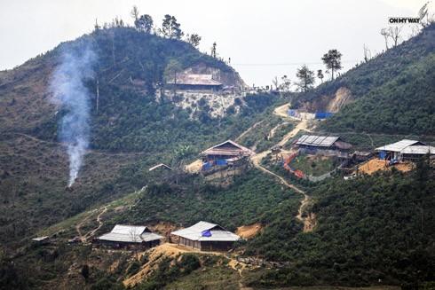 Cuộc sống bình yên của người dân ở xã Háng Đồng (Bắc Yên, Sơn La)