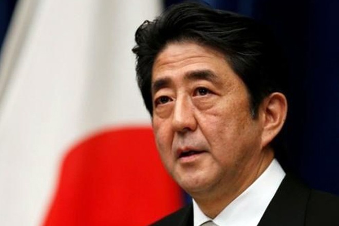 Thủ tướng Nhật Bản Shinzo Abe. (Nguồn: Top News)