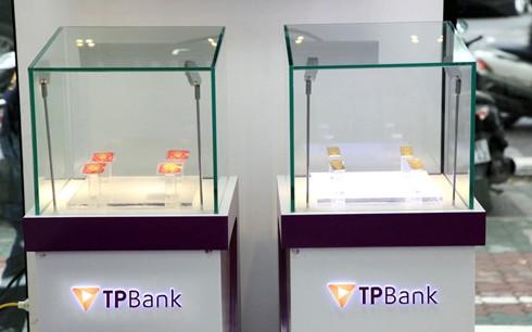eBank TPBank mở tính năng mua vàng Thần tài