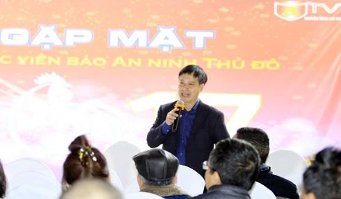 Tổng biên tập Nguyễn Thanh Bình gửi lời cảm ơn chân thành tới các cộng tác viên thân thiết đã gắn bó, dành tình cảm đặc biệt tới