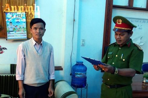 CQĐT thực hiện lệnh bắt đối với Nguyễn Sông Thao