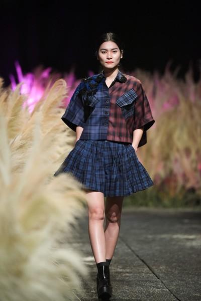 Xu hướng thời trang ứng dụng thống trị Việt Nam Fashion Week Fallwinter 2017
