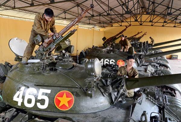 """""""Quả đấm thép"""" của Quân đoàn 4 sẵn sàng khai hoả ảnh 2"""