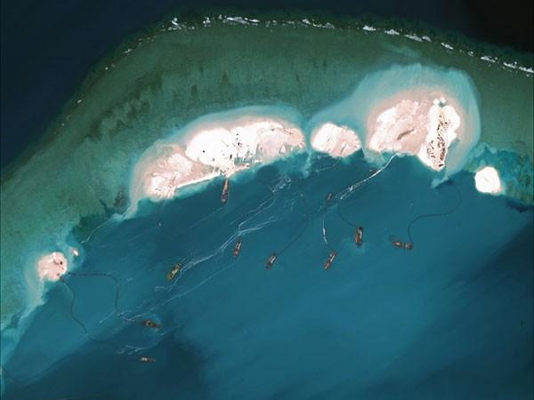 """Mỹ cảnh báo Trung Quốc về việc """"gây mất ổn định"""" trên biển Đông ảnh 1"""