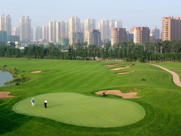 """Chống tham nhũng, Trung Quốc """"xóa sổ"""" sân golf ảnh 1"""